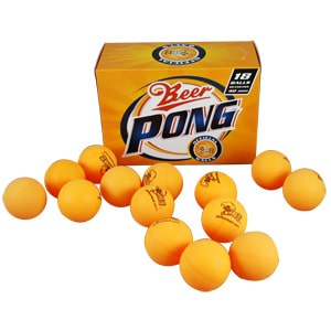 Beer Pong Ball Set